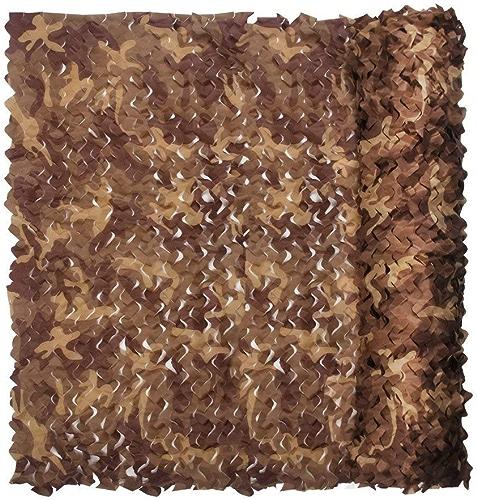 2m × 3m Filet de Camouflage Sable Oxford, Chasse, Camping caché, Photographie en Plein air, abri de Camp