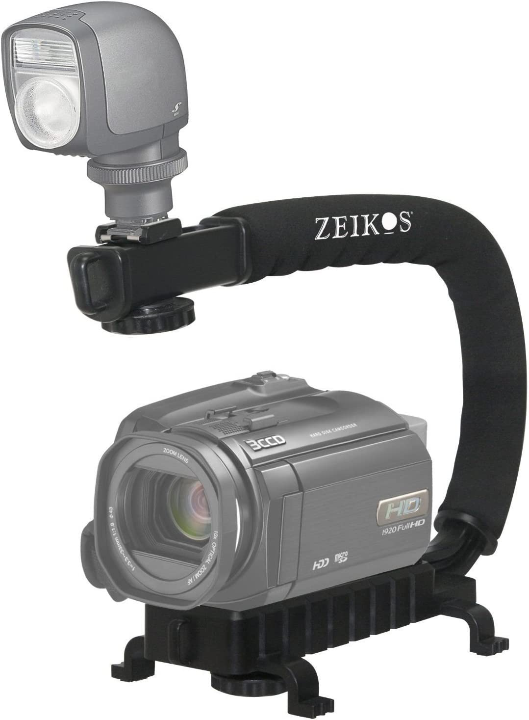 Pro Deluxe Video Stabilizing Bracket for Max mart 68% OFF HDR-CX380 H Sony Handle