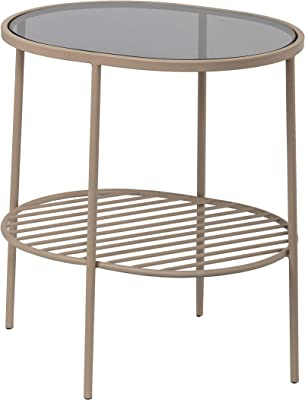 Amalfi Aili Side Table Aili Coffee Side Table,Pale Pink