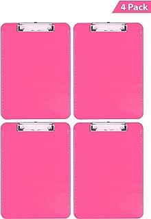 hot pink checks