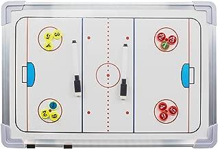magnetic hockey coaching board