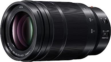 Panasonic LUMIX Professional 50-200mm Camera Lens, G Leica DG Vario-ELMARIT, F2.8-4.0 ASPH, Dual I.S. 2.0 with Power O.I....