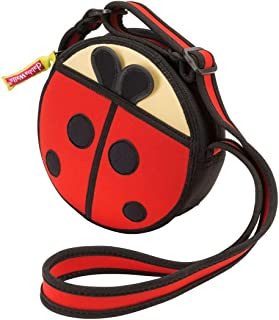 Dabbawalla Bags Cute as a Ladybug Crossbody Bag