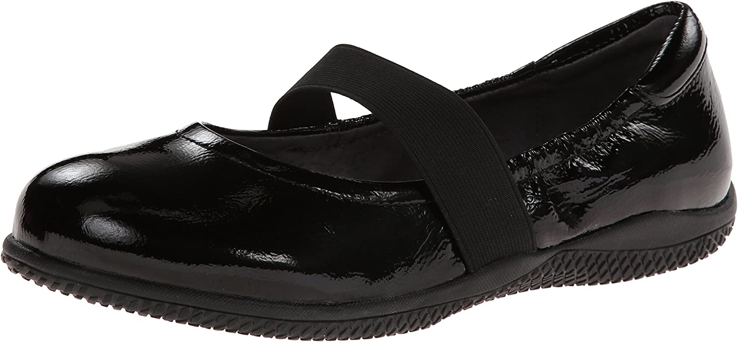 Softwalk Woherren High Point Mary Jane Flat,schwarz Flat,schwarz Flat,schwarz Patent,6 W US  985c70