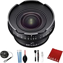 Rokinon Xeen 14mm T3.1 Lens for Canon EF Mount with Pro Cleaning Kit