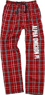 Alpha Omicron Pi Flannel Pajama Pants