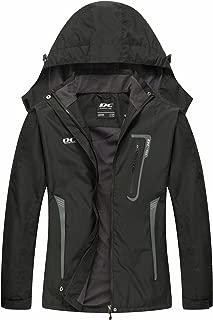 ladies waterproof hiking jacket