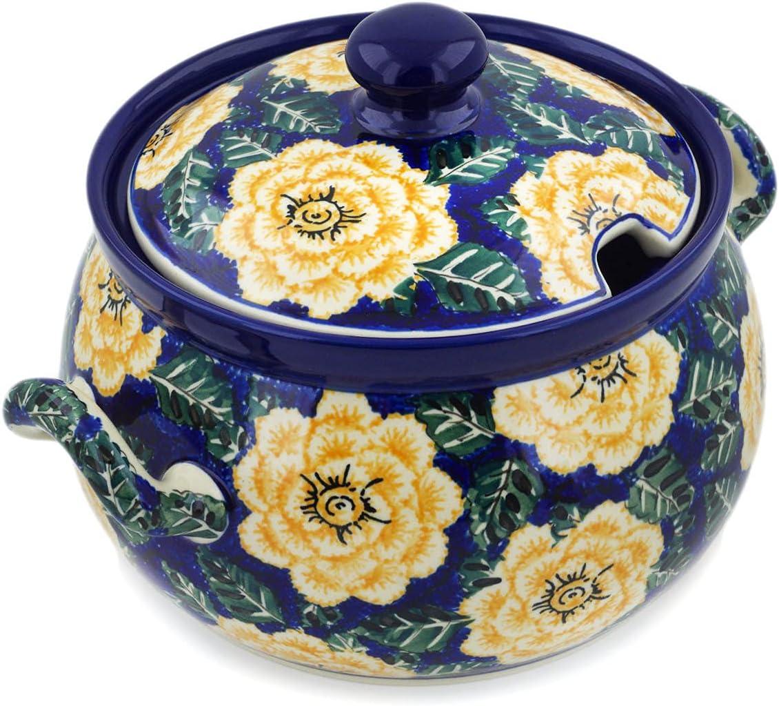 Polish Pottery 121 oz Tureen Butte Artystyczna Denver Mall Ranking TOP20 made Ceramika by