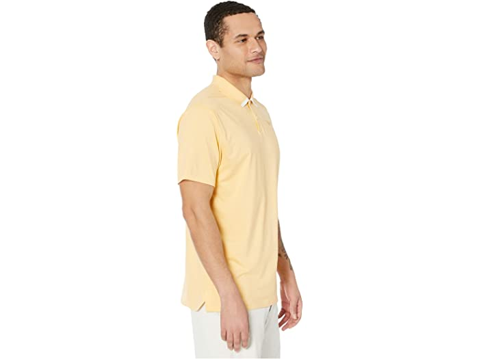 Nike Golf Dry Vapor Polo Solid Celestial Gold/white/celestial Gold Shirts & Tops