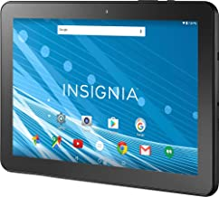 "Insignia 10.1"" Android 7.0 Tablet NS-P10A8100 32 GB Black – Pre-Owned"