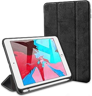 WERPOWER iPad mini 5 ケース 2019 モデル ペンホルダー付き キズ防止 手帳型 アイパッド ミニ 5 タブレット ケース 耐衝撃 放熱設計 オートスリープ スタンド機能 三つ折り 角度調節可 7.9インチ 第五世代