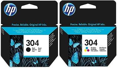 Negro y tricolor HP cartucho de tinta–para impresoras HP Deskjet 3720–Original Cartucho de tinta