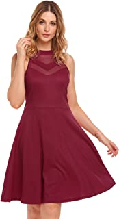 Best mesh halter neck dress Reviews