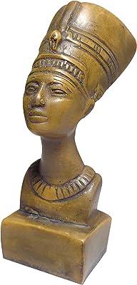 Amazon.com: SM. egipcia Nefertiti – Figura coleccionable ...