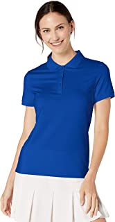 Amazon Essentials Women`s Short-Sleeve Performance Polo
