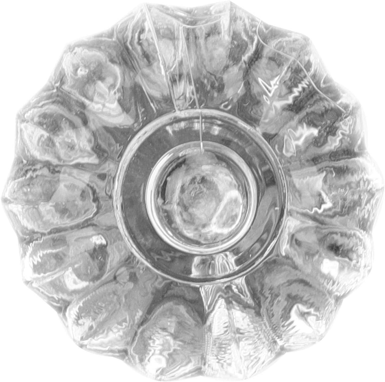 KUIDAMOS European Style Crystal Drawer Pulls Handle Acrylic Cabinet Knob Transparent for Kitchen Office Bathroom Cabinet A Pumpkin