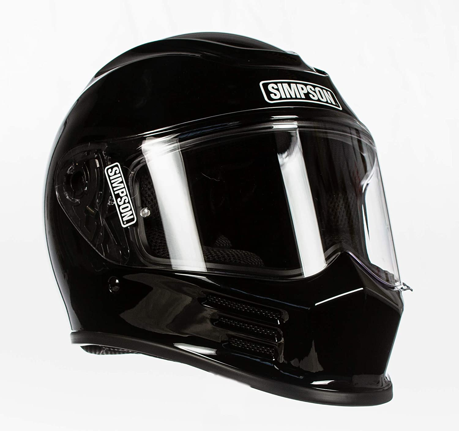 Simpson SPBS2 Fees free!! Cheap sale Speed Bandit Full Face Racing - Small Helmet Size