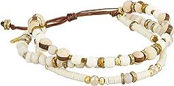Multi Strand Pull Cord Bracelet