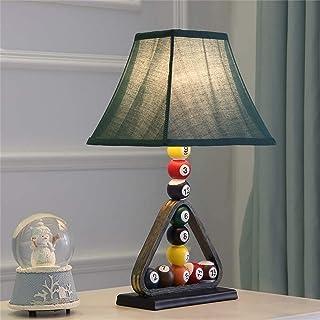 Lampes de Bureau Chambre d'enfants Dessin animé Billard Lampe de Table Chambre Lampe de Chevet Mode créative Mignon Chaud ...