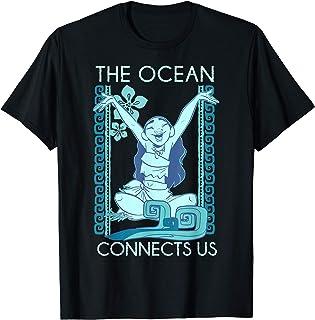Disney Moana Ocean Connect Us Maglietta