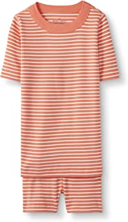 Moon and Back 2 Piece Short Pajama Set Pajama-Sets Unisex - Bimbi 0-24