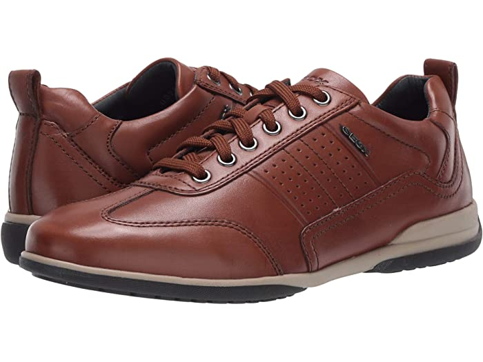 geox leather sneakers