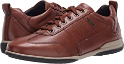 Dark Cognac Smooth Leather