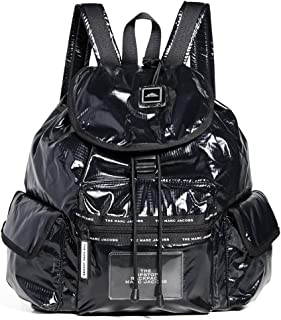 Marc Jacobs Women's The Ripstop Backpack, Black, One Size