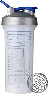 BlenderBottle C04349 Star Wars Pro Series 28-Ounce Shaker Bottle, R2D2