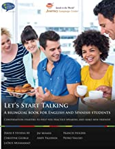 Let's Start Talking: A bilingual book for English and Spanish students!