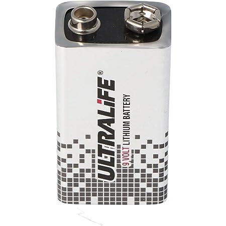 Ultralife Lithium U9vl 9 Volt Lithium Batterie Elektronik