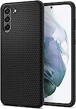 Spigen Liquid Air Armor Designed for Galaxy S21 Case (2021) - Matte Black
