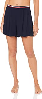 TOMMY HILFIGER Women's Signature Tape Crepe Shorts