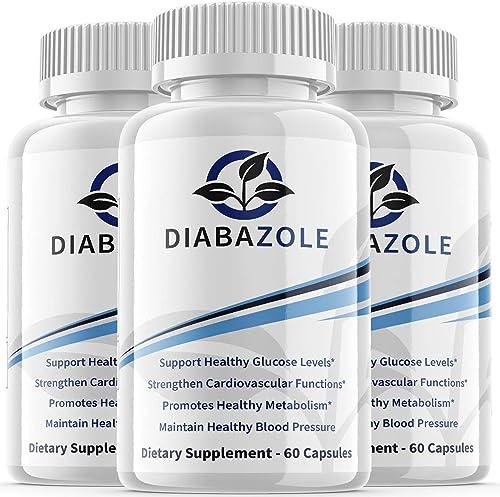 popular Diabazole lowest Blood Sugar Supplement outlet online sale (3 Pack) online sale