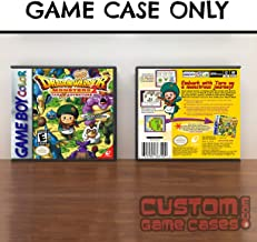 Gameboy Color Dragon Warrior Monsters II: Tara's Adventure - Game Case