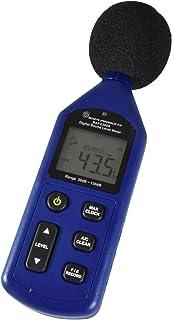 BAFX Products - Decibel Meter/Sound Pressure Level Reader (SPL) / 30-130dBA Range - 1 Year Warranty