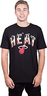 Ultra Game NBA Men's Arched Plexi Short Sleeve Tee Shirt