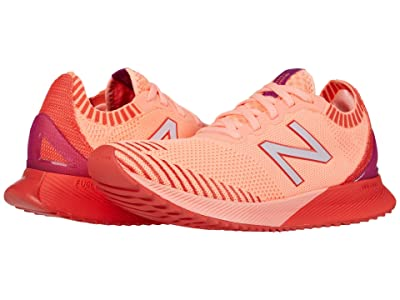 New Balance Fuelcell Echo (Ginger Pink/Toro Red) Women