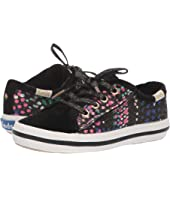 Keds x kate spade new york Kids - Kickstart Seasonal Toe Cap (Toddler/Little Kid)