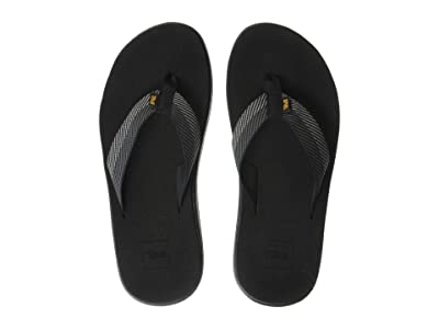 Teva Voya Flip (Vori Black/Gray) Men