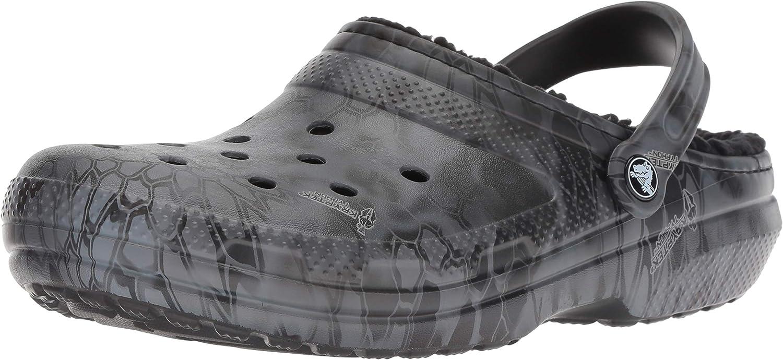 Crocs Unisex Adults' Clssc Kryptek Typhon Lined Clog