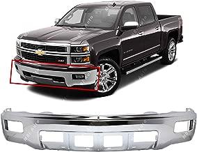 2014 silverado front bumper