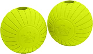 Chew King Supreme Fetch Balls Extremely Durable Natural Dog Toy Ball, Fetch Toy Collection, Fits Ball Launcher