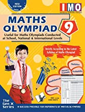 International Maths Olympiad - Class 9(With OMR Sheets): Theories with Examples, MCQS & Solutions, Previous Questions, Mod...
