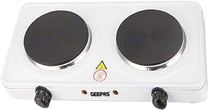 Geepas ELECTRIC DOUBLE HOTPLATE 2000 Watt GHP32014
