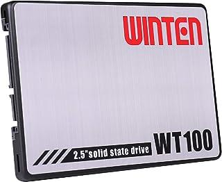 5584 内蔵型 120GB SSD 5年保証 WT100-SSD-120GB 安心のWintenブランド SATA3 6Gbps 3D NANDフラッシュ搭載