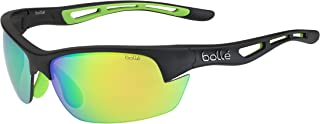 comprar comparacion Bollé (CEBF5) Bolt S Gafas, Unisex Adulto, Negro (Matte) / Verde (Rubber)