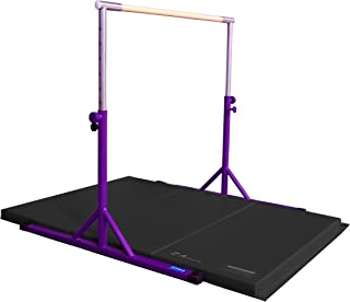 Z-Athletic Expandable Kip Bar & Mat Packages