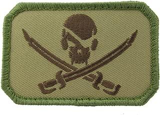 Milspec Pirate Skull Morale Patch (Multicam)