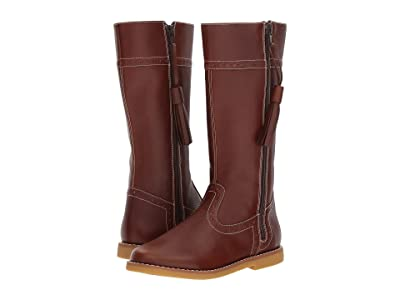 Elephantito Riding Boot (Toddler/Little Kid/Big Kid) (Brown) Girls Shoes